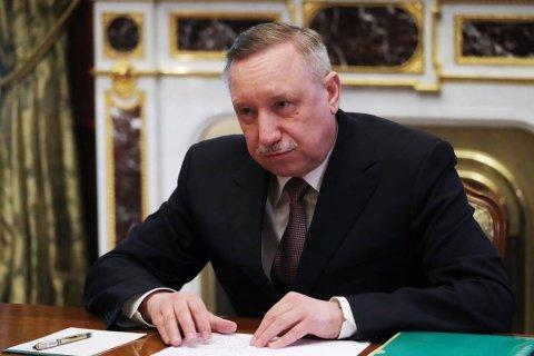На выборах губернатора Санкт-Петербурга избирательный фонд кандидата-единоросса в 4 раза превысил фонды остальных кандидатов вместе взятых