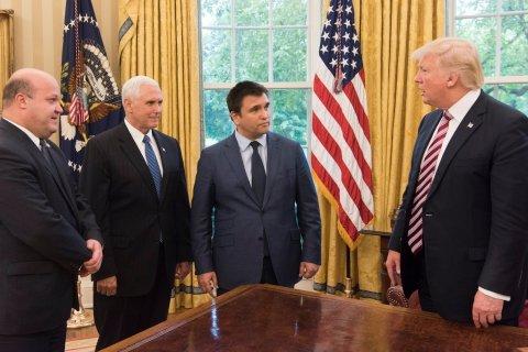 Трамп встретился с Министром иностранных дел Украины в тот же день, что и с Лавровым. Что это значит?