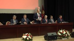Выступление Г.А.Зюганова на III совместном Пленуме ЦК и ЦКРК КПРФ (23.10.2021)
