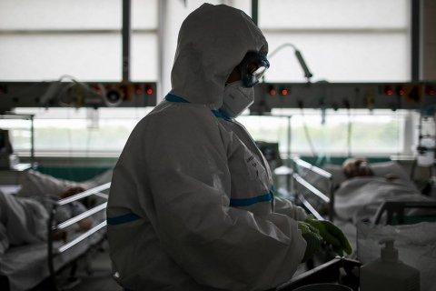 В России заболели коронавирусом более 441 тысячи человек