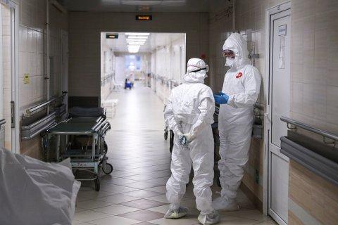 Число умерших от коронавируса, по официальным данным, превысило 90 тысяч человек