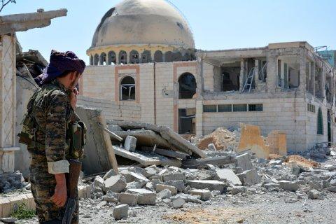 МИД Сирии призвал США покинуть страну, иначе они будут рассматриваться как враждебная сила